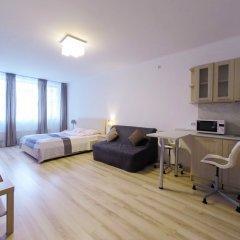 Апартаменты Артек Улучшенные апартаменты с различными типами кроватей фото 2
