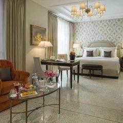 Palazzo Parigi Hotel & Grand Spa Milano 5* Представительский люкс с различными типами кроватей