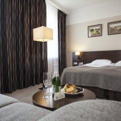 Гостиница Введенский 4* Улучшенный номер с различными типами кроватей фото 2