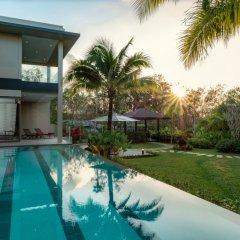 Отель The Pavilions Phuket Таиланд, пляж Банг-Тао - 2 отзыва об отеле, цены и фото номеров - забронировать отель The Pavilions Phuket онлайн бассейн фото 2