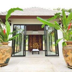 Отель Bhumlapa Garden Resort Таиланд, Самуи - отзывы, цены и фото номеров - забронировать отель Bhumlapa Garden Resort онлайн вид на фасад фото 2