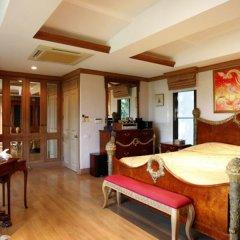 Отель Panwa Beach Svea's Bed & Breakfast Таиланд, Пхукет - отзывы, цены и фото номеров - забронировать отель Panwa Beach Svea's Bed & Breakfast онлайн комната для гостей фото 7
