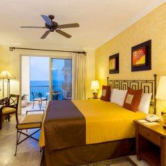 Отель Villa Del Arco Beach Resort & Grand Spa Кабо-Сан-Лукас комната для гостей фото 5