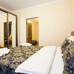 Гостиница Леонардо Стандартный семейный номер с разными типами кроватей фото 2