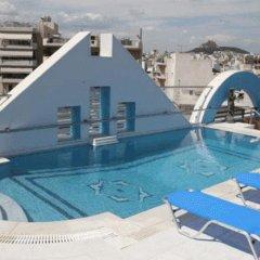 JK Hotel бассейн