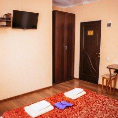 Гостиница Каштан Стандартный номер разные типы кроватей