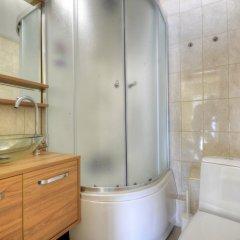 Гостиница Двухуровневый Лофт на Автозаводской / Lucky Star Апартаменты с двуспальной кроватью фото 29