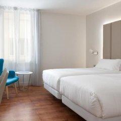 Отель NH Nacional 4* Стандартный номер с различными типами кроватей фото 2