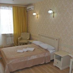 Отель Оскар Саратов комната для гостей фото 2