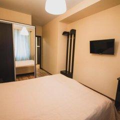 Апартаменты на проспекте Культуры комната для гостей фото 3