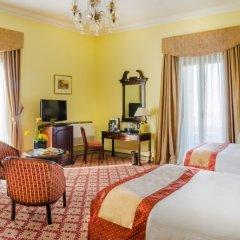 Steigenberger Cecil Alexandria Hotel комната для гостей фото 8