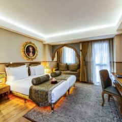 Отель Sultania 5* Номер Делюкс с различными типами кроватей фото 8
