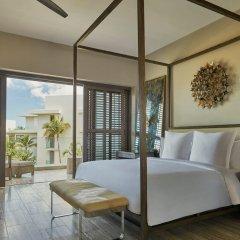 Отель Four Seasons Resort and Residence Anguilla 5* Номер Resort-view с различными типами кроватей