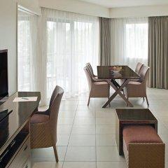 Отель Radisson Blu Resort Fiji Denarau Island комната для гостей фото 5