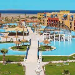 Titanic Beach Spa & Aquapark in Hurghada, Egypt from 59$, photos, reviews - zenhotels.com pool