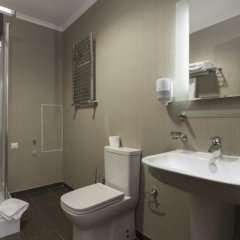 Апартаменты Горки Город Апартаменты Апартаменты разные типы кроватей фото 32