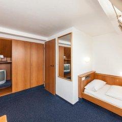 Hotel Antares Düsseldorf 3* Номер Basic с различными типами кроватей фото 3