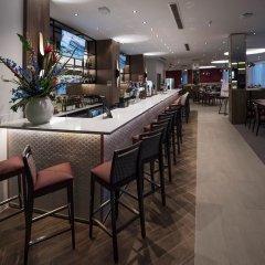 Отель Hilton Garden Inn Manchester Emirates Old Trafford гостиничный бар