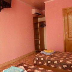 Мини-Отель Виктория Стандартный номер с различными типами кроватей фото 13