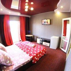 Гостевой Дом Добрый Хозяин Стандартный номер с различными типами кроватей фото 13