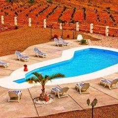 Отель El Rincón de Fataga бассейн