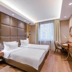Continental Hotel Budapest 4* Улучшенный номер с различными типами кроватей фото 2