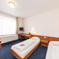 Hotel Antares Düsseldorf 3* Стандартный номер с различными типами кроватей