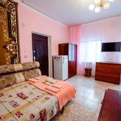 Гостиница «Агат» комната для гостей фото 6