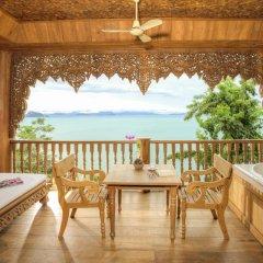 Отель Santhiya Koh Yao Yai Resort & Spa 5* Номер Делюкс с различными типами кроватей фото 4