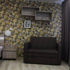 Апартаменты Советская Студия разные типы кроватей фото 8