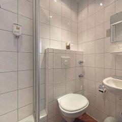 Novum Hotel Eleazar City Center ванная