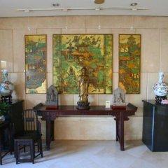 Отель Beijing Ping An Fu Hotel Китай, Пекин - отзывы, цены и фото номеров - забронировать отель Beijing Ping An Fu Hotel онлайн интерьер отеля фото 4