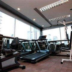 Отель Citin Pratunam Bangkok By Compass Hospitality Бангкок фитнесс-зал