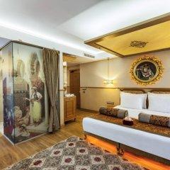 Отель Sultania 5* Номер Делюкс с различными типами кроватей фото 11