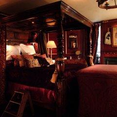 Отель The Witchery By The Castle Эдинбург спа
