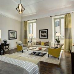 Hotel De Russie 5* Люкс Vaselli с различными типами кроватей фото 2