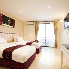 Отель Natural Beach Паттайя комната для гостей фото 6