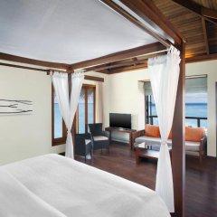 Отель Sheraton Maldives Full Moon Resort & Spa 5* Вилла с различными типами кроватей