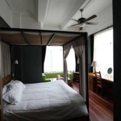 Отель Mingtown Hiker Youth Hostel Китай, Шанхай - отзывы, цены и фото номеров - забронировать отель Mingtown Hiker Youth Hostel онлайн комната для гостей фото 6