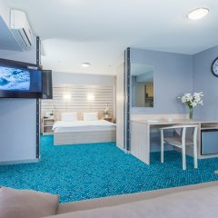 Гостиница Ялта-Интурист 4* Студия с различными типами кроватей