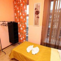 Хостел Геральда Стандартный номер с 2 отдельными кроватями (общая ванная комната) фото 16