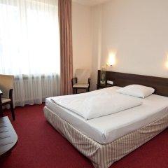 Novum Hotel Eleazar City Center комната для гостей