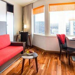 Отель Aparthotel Adagio Paris Centre Tour Eiffel 4* Студия с различными типами кроватей фото 3