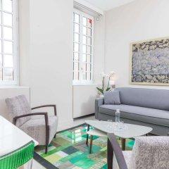 Отель Palais Saleya Boutique Hôtel 4* Апартаменты с различными типами кроватей фото 12