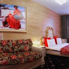 Гостиница Гранд Белорусская 4* Улучшенный номер разные типы кроватей фото 8