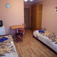 Гостиница Глория Стандартный номер с разными типами кроватей фото 2