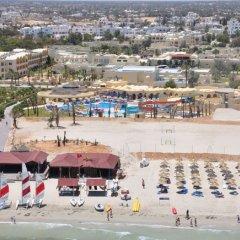 Отель Magic Life Penelope - All Inclusive Тунис, Мидун - отзывы, цены и фото номеров - забронировать отель Magic Life Penelope - All Inclusive онлайн пляж фото 2