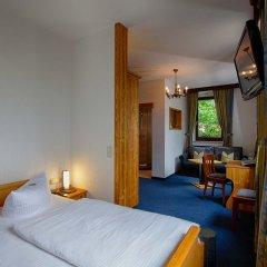 Отель Burghotel Stolpen комната для гостей фото 4