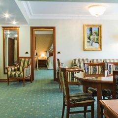 Гостиница Золотое кольцо 5* Люкс Бизнес с различными типами кроватей фото 3