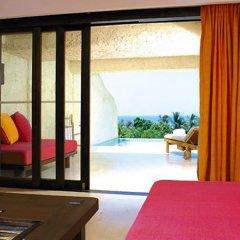 Отель Evason Phuket & Bon Island комната для гостей фото 9